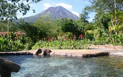 Los Lagos hotsprings