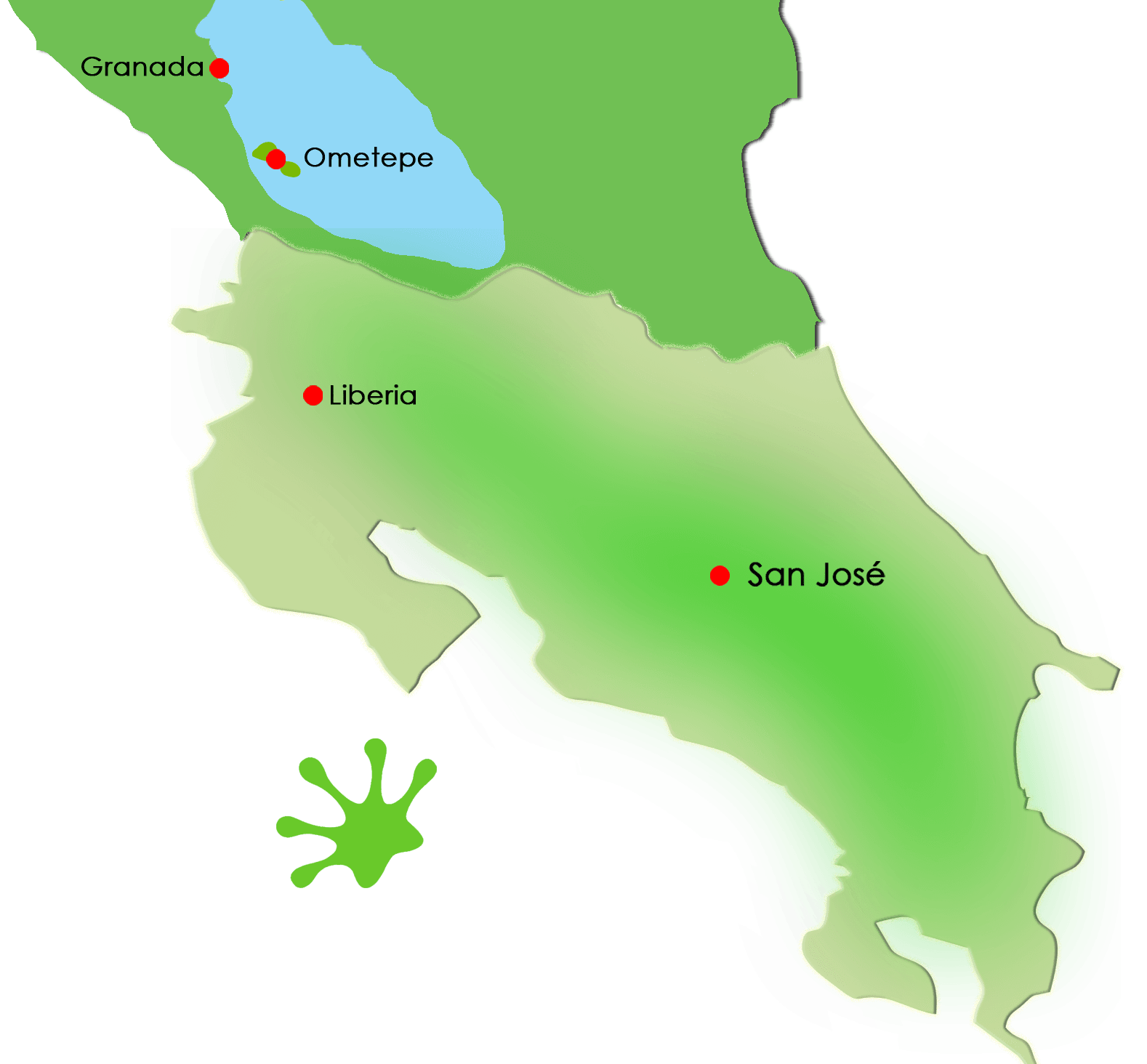 Gecko Trail | What to Do in Costa Rica - laguna_lodge4
