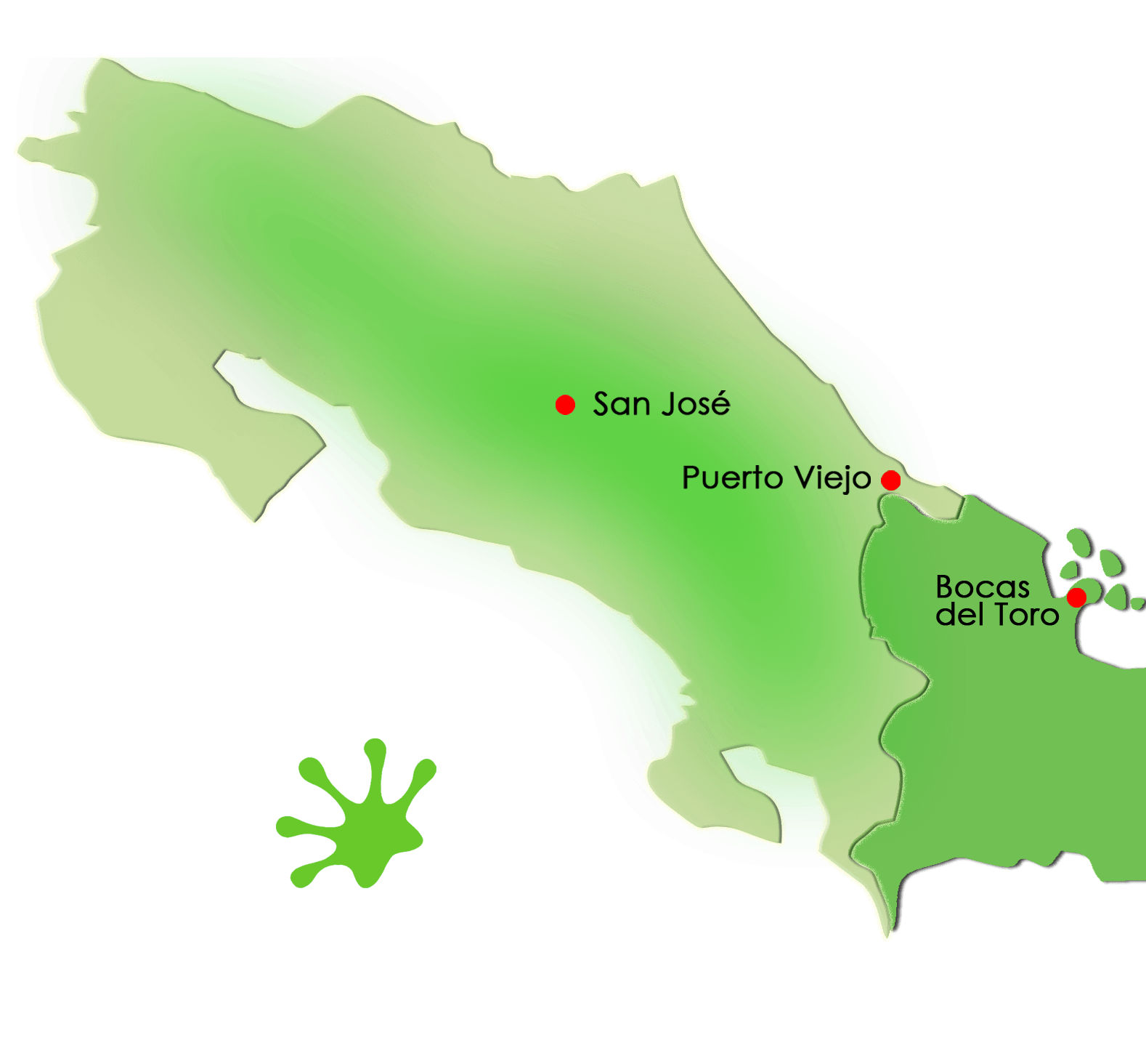Gecko Trail | What to Do in Costa Rica - SJ-PV-Bocas