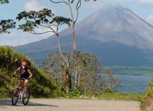 Mountenbiken am Arenal