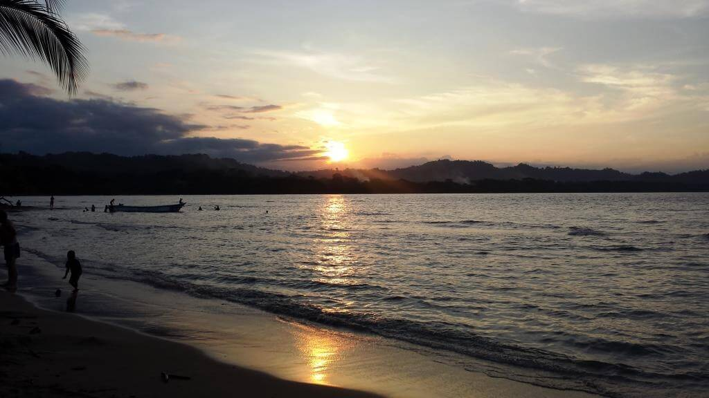 Puerto Viejo Sunset