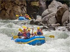 Pacuare 1 Day River Rafting