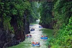 pacuare lodge rafting
