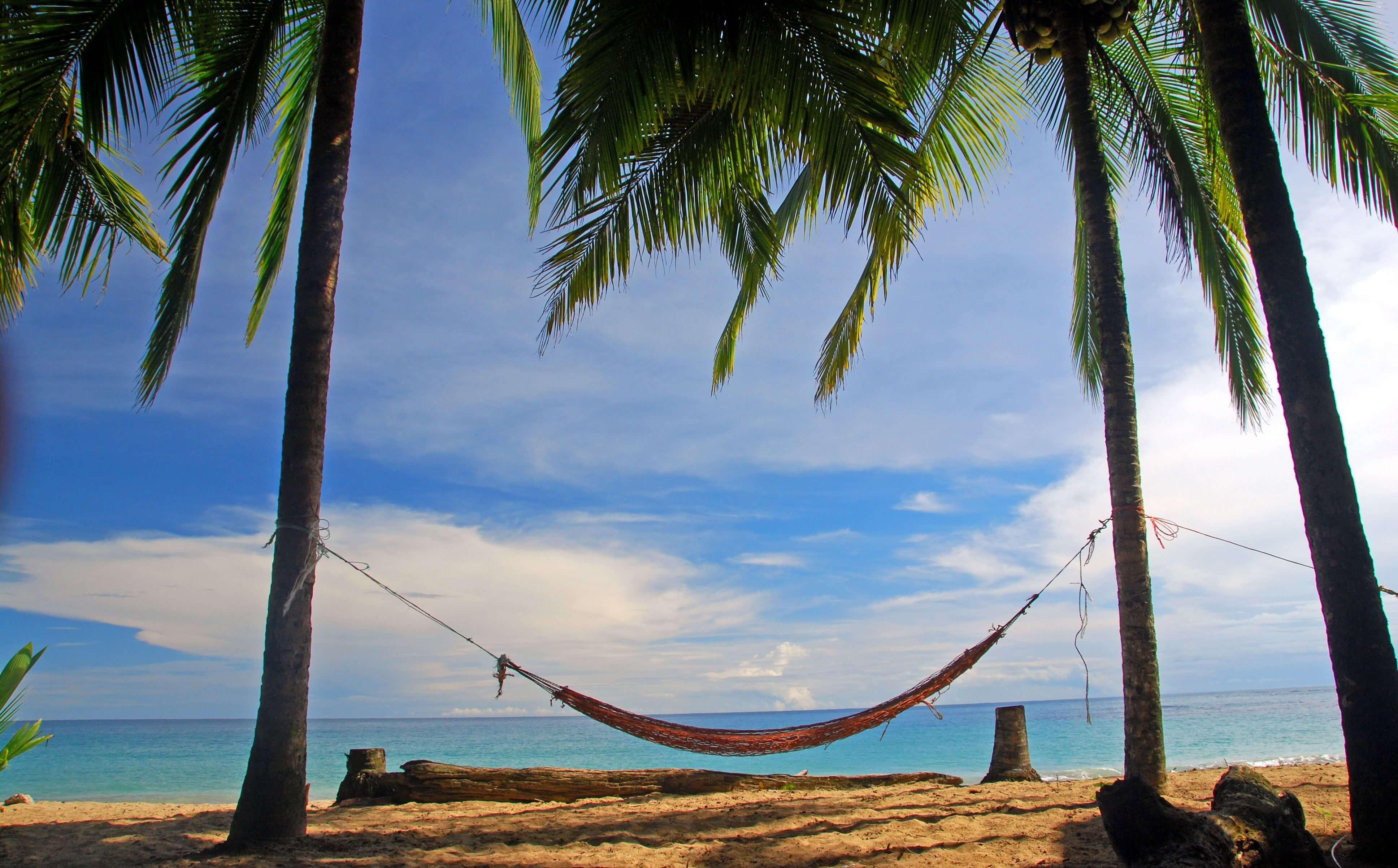 Beach_hamaca