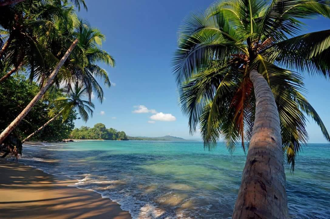 Puerto Viejo, Costa Rica Beach