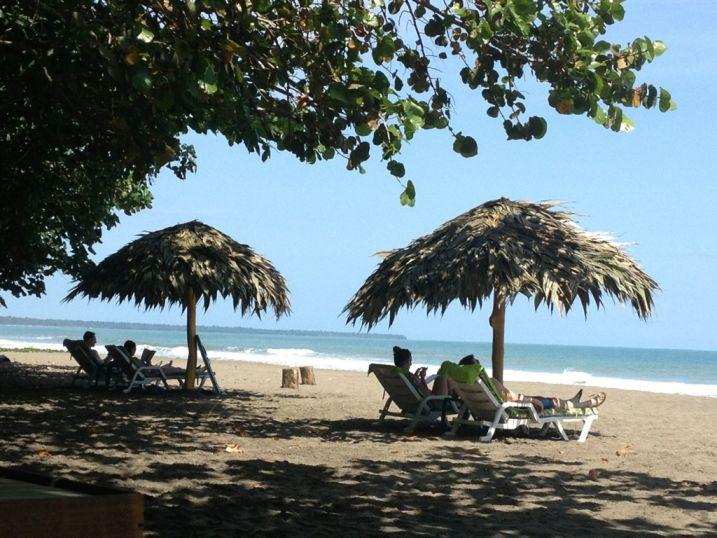 Costa Rica trip planner - Banana Azul Beach