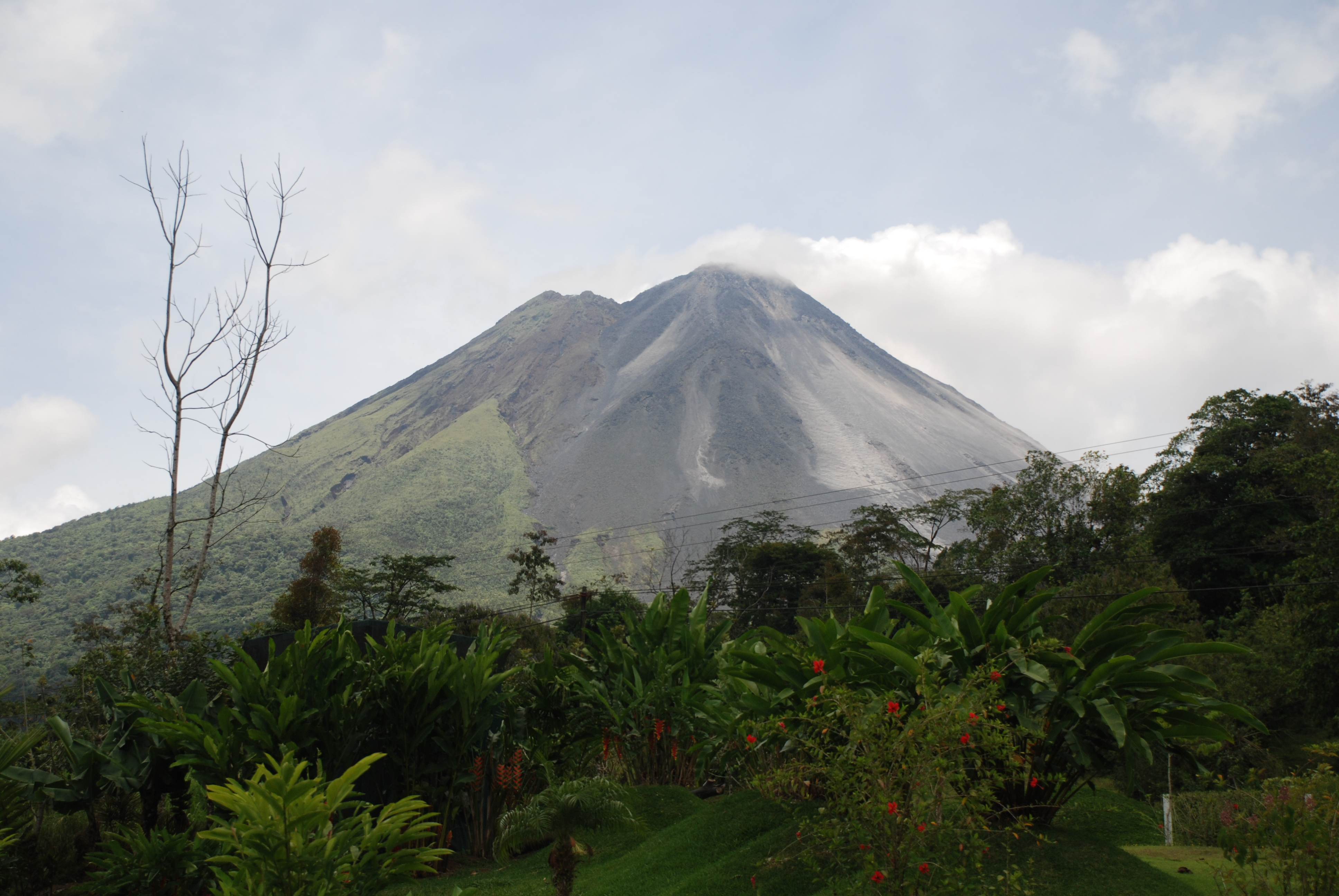 Arenal Volcano In CR