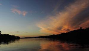 laguna lodge sunset