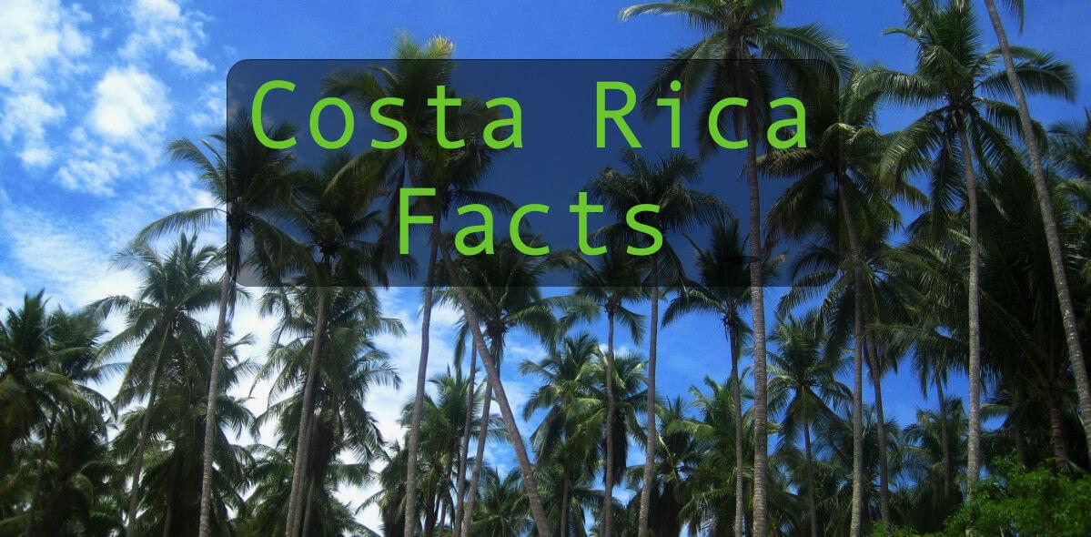 costa rica Facts