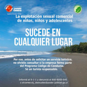 child sexual exploitation in costa rica