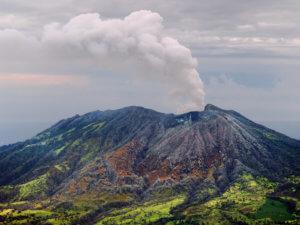costa rica's volcanoes